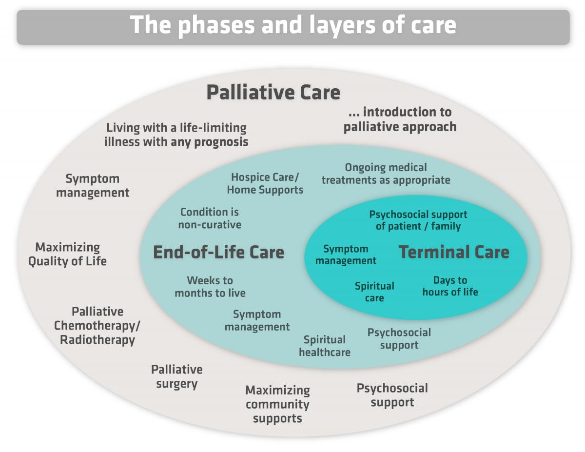 what is palliative care? | hospice palliative care